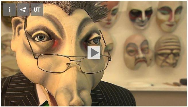 Tierische_Politikermasken_von_Sylvia_Wanke_im_SWR